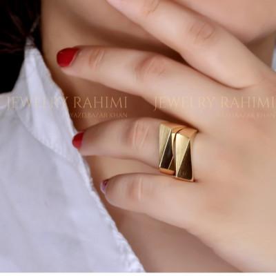انگشتر جدید